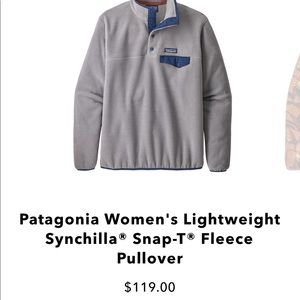 Patagonia Women's Synchilla Fleece